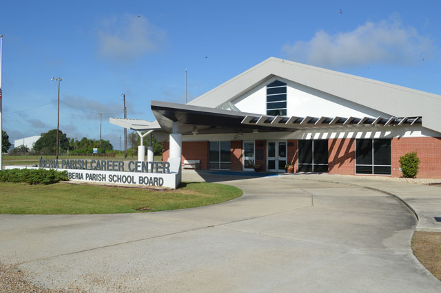 Iberia Parish Career Center