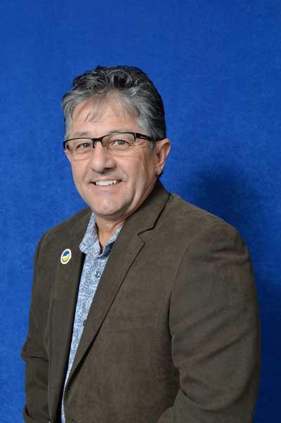 Pat Norris - Chairman